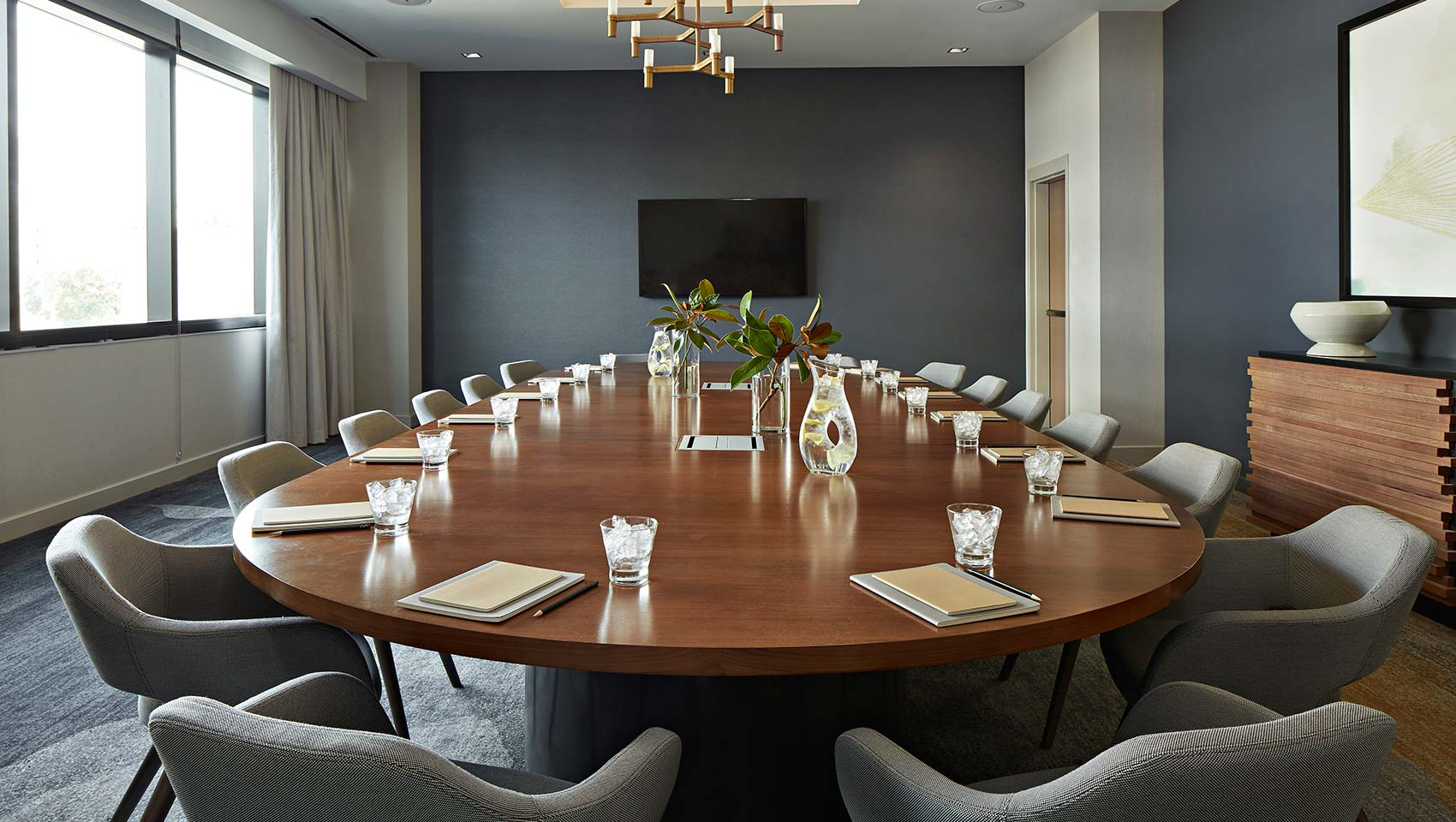 Oak Room Boardroom Meeting Space