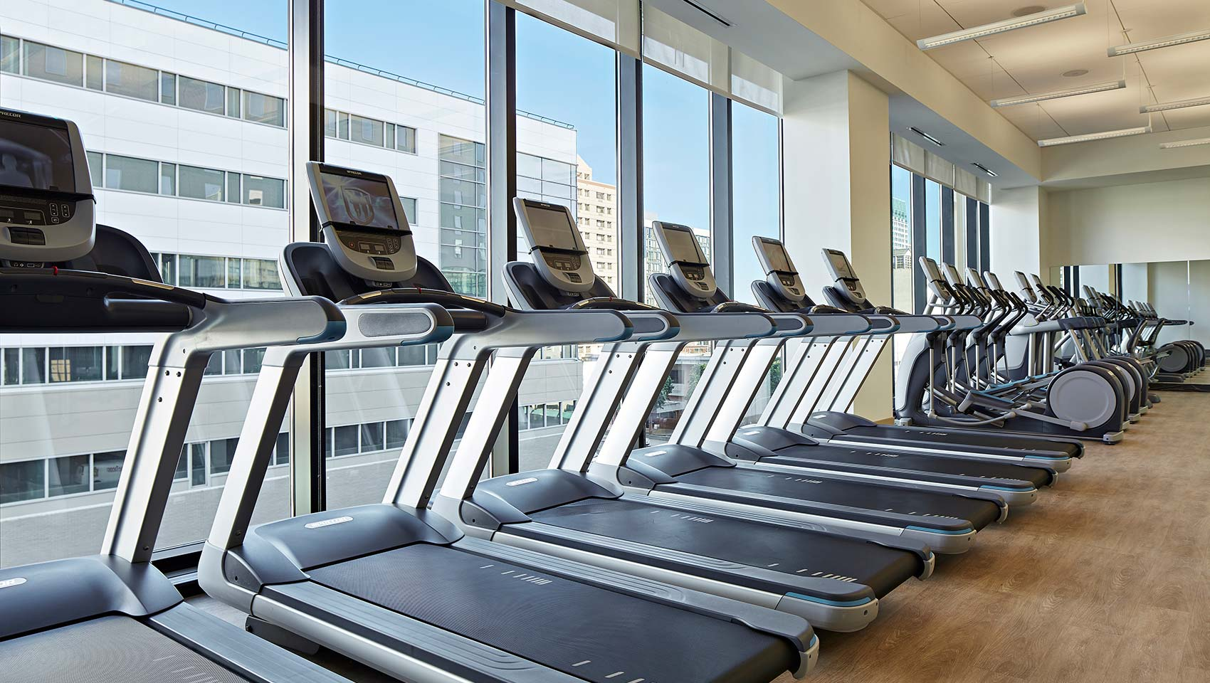 kimpton sawyer hotel sacramento fitness center
