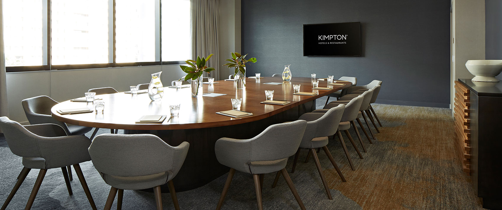 kimpton sawyer custom events